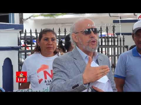 El abogado Donaldo Sousa denuncia al ministro Sempris