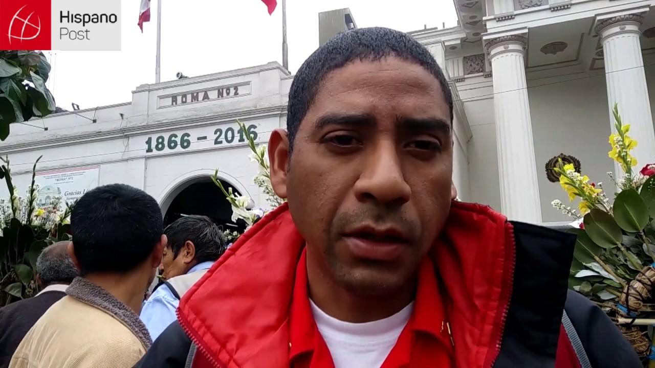 Tres bomberos muertos destaparon la crisis del sector en Perú
