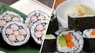 5 Creative Sushi Recipes • Tasty