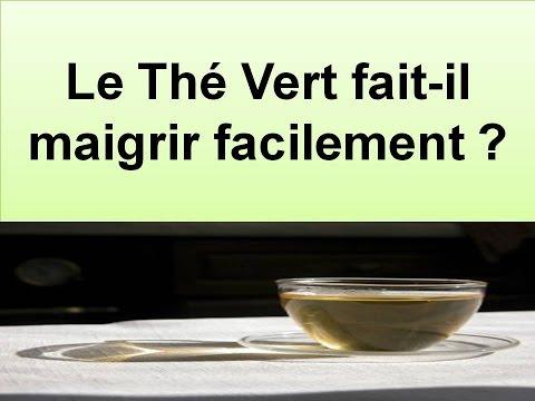 Le thé vert fait-il maigrir facilement ? - Blog de carole