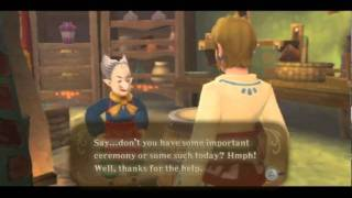 Let's Play Skyward Sword #1 - Ask Me About Autojumping