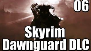 Skyrim: Dawnguard DLC Lets Play - #6 - The Dragon Elder Scroll