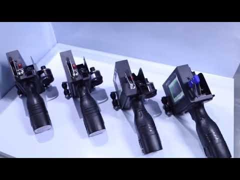 Handheld Thermal Inkjet Printer