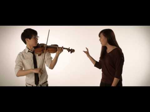 Bản cover đỉnh cao Just Give Me A Reason  - hát cùng violin