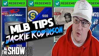 Jackie Robinson Player Program Tips