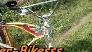 preview picture of video 'Selfmade Cruiserbikes CustomBikes'