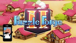 "Puzzle Forge 2 [Android] ""Кузнечный пазл"" с Леммингом и Банзайцем"