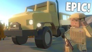 EPIC NEW Free to Play Battlefield!  (BattleBit Beta Gameplay)  The Next Ravenfield?