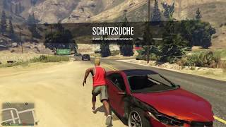 Grand Theft Auto V Schatzsuche Gipfelkreuz