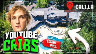 YouTube Cribs! Inside Logan Paul's Mansion Resort.