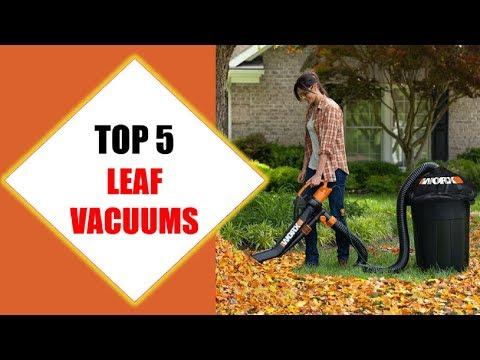 Top 5 Best Leaf Vacuums 2018 | Best Leaf Vacuum Review By Jumpy Express