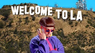 Oliver Tree - Welcome To LA [Official Audio]
