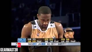 Gilbert Arenas - 60 pts, 8 asts vs Lakers Full Highlights (2006.12.17)