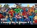 Marvel : que nous réserve la phase 4 ? (après Avengers 4) - JT Geek #34