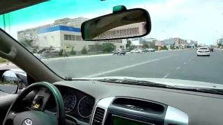 preview picture of video 'Aqtau - Aktau - Актау'