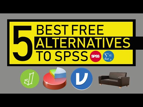5 Best Free Alternatives to SPSS in 2020
