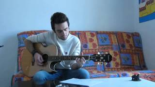 Stop Whispering - Cover Radiohead