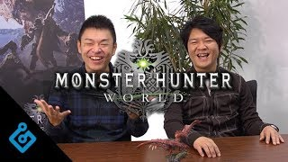 60 Rapid Fire Questions About Monster Hunter: World