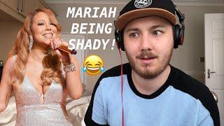 Reacting To: Mariah Carey's SHADIEST  DIVA MOMENTS!