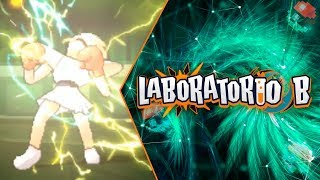 Togedemaru  - (Pokémon) - POKÉMON ULTRASOL & ULTRALUNA LABORATORIO B: ¡TOGEDEMARU vs HITMONCHAN!
