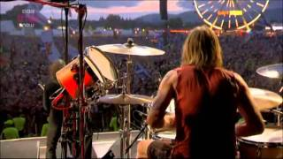 Foo Fighters Live @ T In The Park 2011   Full Set