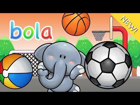Lagu Anak Indonesia | Bola