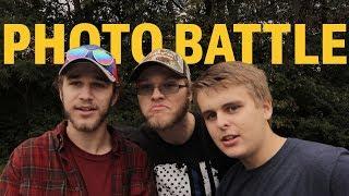 3 Person Photo Battle - Vlog Ep1
