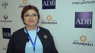 Алтын Сапа 2018. Интервью