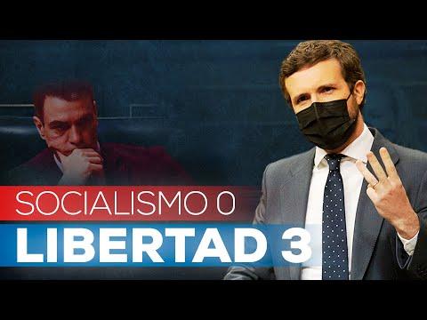 Socialismo 0 - Libertad 3