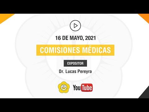 COMISIONES MÉDICAS - 16 de Junio 2021