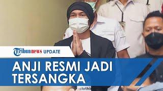 Anji Manji Resmi Ditetapkan sebagai Tersangka atas Penyalahgunaan dan Kepemilikan Narkoba