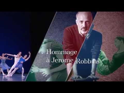 Opéra de Paris HOMMAGE A JEROME ROBBINS en direct au cinéma