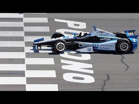 2014 Pocono IndyCar 500 Fueled by Sunoco at Pocono Raceway
