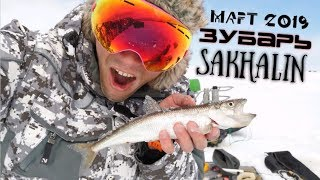 Рыбалка на сахалине зимой корюшка