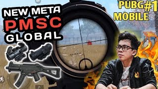 KENAPA PRO PLAYER PMSC GLOBAL PILIH UMP + X3 OR X6 ?? - PUBG MOBILE INDONESIA
