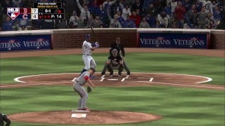 2018 World Series Cubs Gm 5 (2-2)