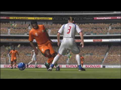 Trailer de Pro Evolution Soccer 2008