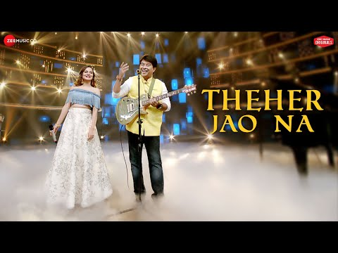 Download Theher Jao Na | #ZeeMusicOriginals | Jeet Gannguli & Aakanksha Sharma |Rashmi Virag|Aditya Dev HD Video
