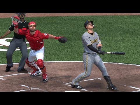 MLB Today 5/28 - Cincinnati Reds vs Pittsburgh Pirates Full Game Highlights (MLB The Show 20)