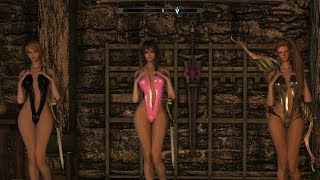 Skyrim Mod of the Day: Experimental Suit