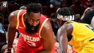 Indiana Pacers Vs Houston Rockets - Full Game Highlights   November 15, 2019   2019-20 Nba Season