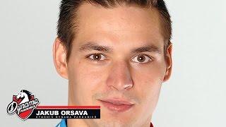 Jsem připravený, hlásí Jakub Orsava