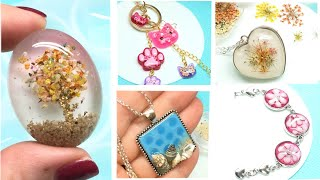 Resin Crafts With Funshowcase Jewelry Kit- Tutorial- DIY