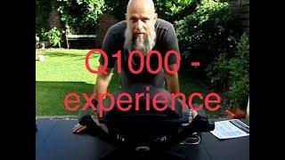 Weber Q 1000 - Erste Erfahrungen (English subtitles)