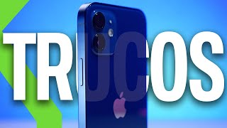 19 TRUCOS OCULTOS PARA TU IPHONE