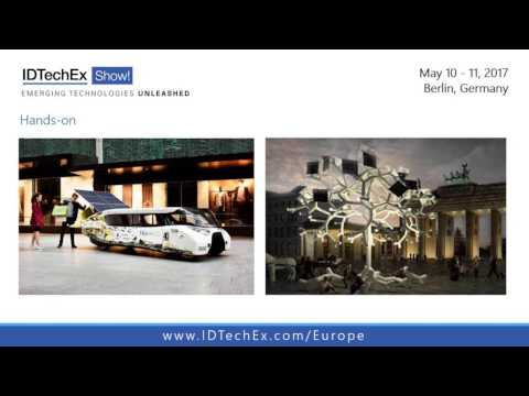 IDTechEx Show! Overview