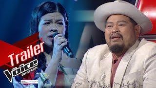 Trailer : The Voice Thailand 2019 สัปดาห์ที่ 9 รอบ Knockout ผู้เข้าแข่งขันหนีตาย โค้ชใจสลาย