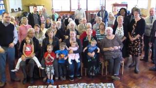 preview picture of video 'Potters Bar Baptist Church does the Our Church Rocks Challenge'