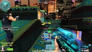 [XATHU.VN gameplay]#10: F2000 Mirage Zombie Khu Vui Chơi VaiLinhHon (Kênh Chính Thức)
