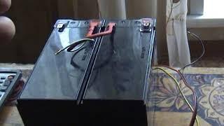Балансир для кислотных аккумуляторов схема